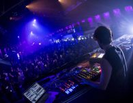 Live @ New City Gas, Montreal (CNTRL TOUR) by Ean Golden