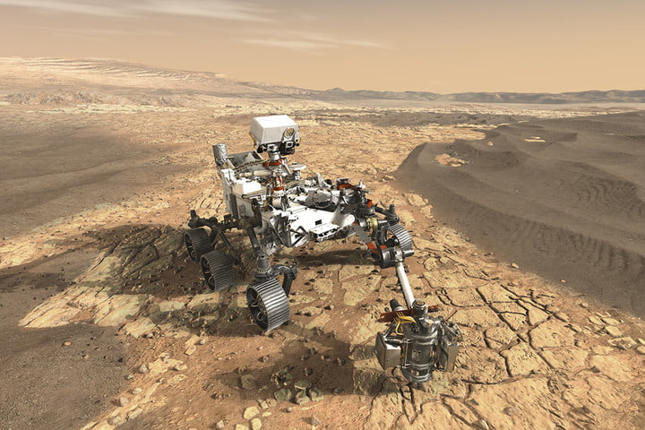 mars 2020 nasa launches student contest to name its martian rover concept