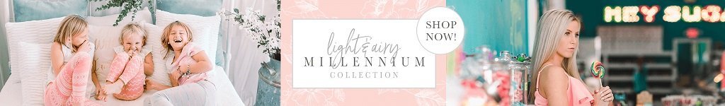 Light and Airy Lightroom Presets