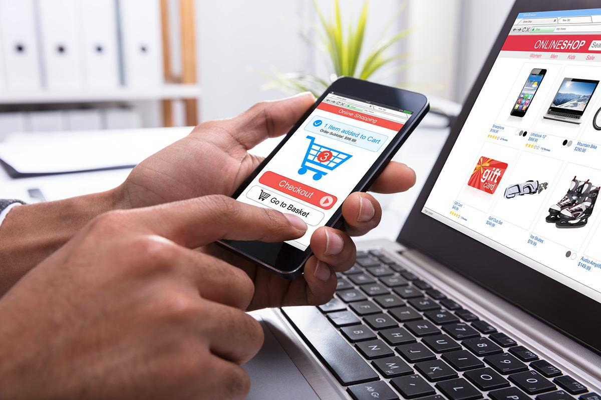 Mobile now outstrips desktop when it comes to research and buying