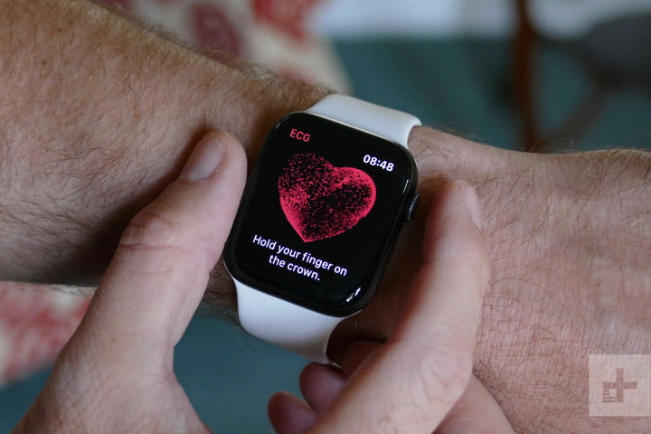 apple watch series 5 review 2 ecg