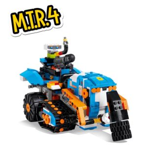 Promote STEM with this LEGO Robot.
