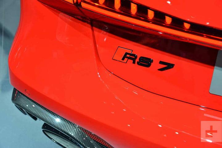 2020 audi rs 7 sportback packs 600 horsepower intuitive infotainment system dt frankfurt 8
