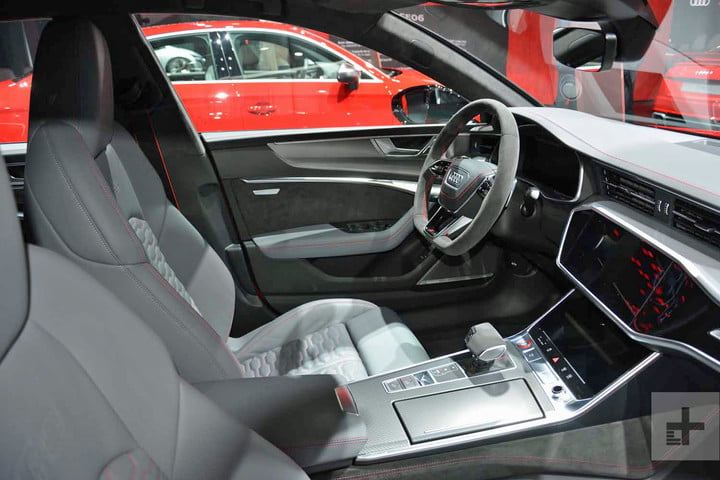 2020 audi rs 7 sportback packs 600 horsepower intuitive infotainment system dt frankfurt 9