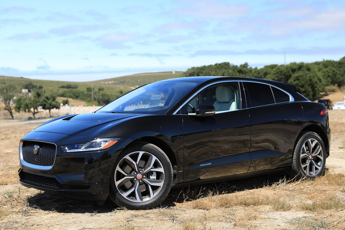 The Jaguar I-Pace