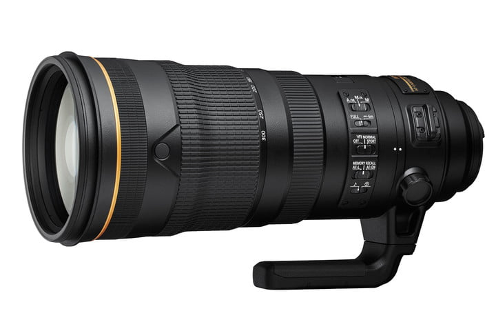 nikon d6 professional dslr first images 120 300mm f28 announce teaser