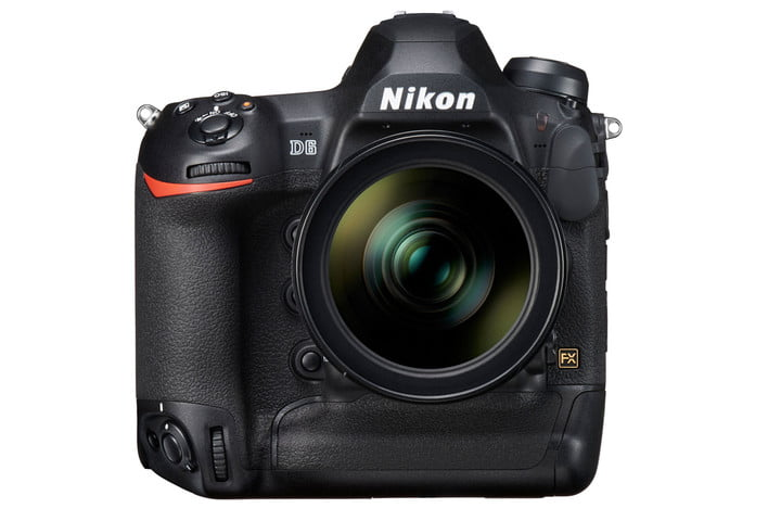 nikon d6 professional dslr first images announce teaser