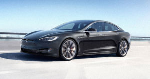 According to a German magazine, the Tesla Model S just sliced an impressive 20 seconds off of Porsche's recent Nürburgring race track record.