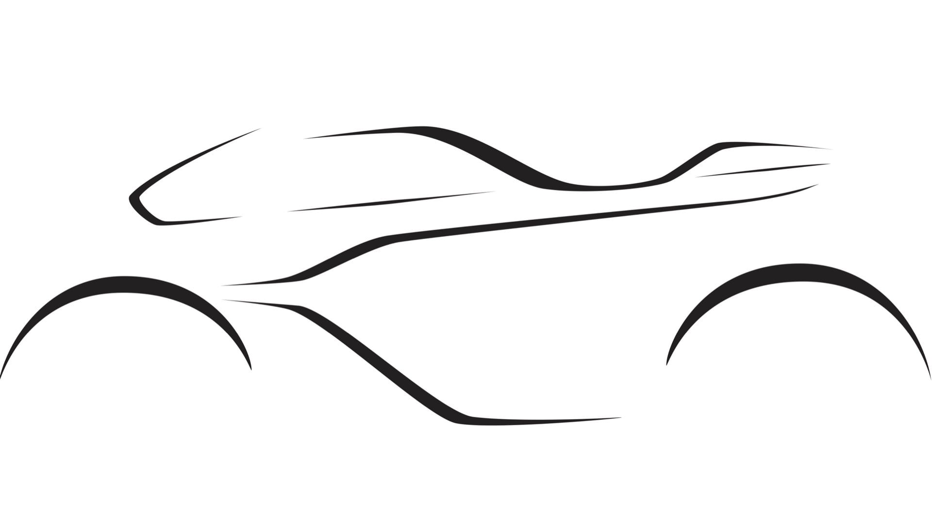 aston martin launches its first motorcycle motorycle teaser