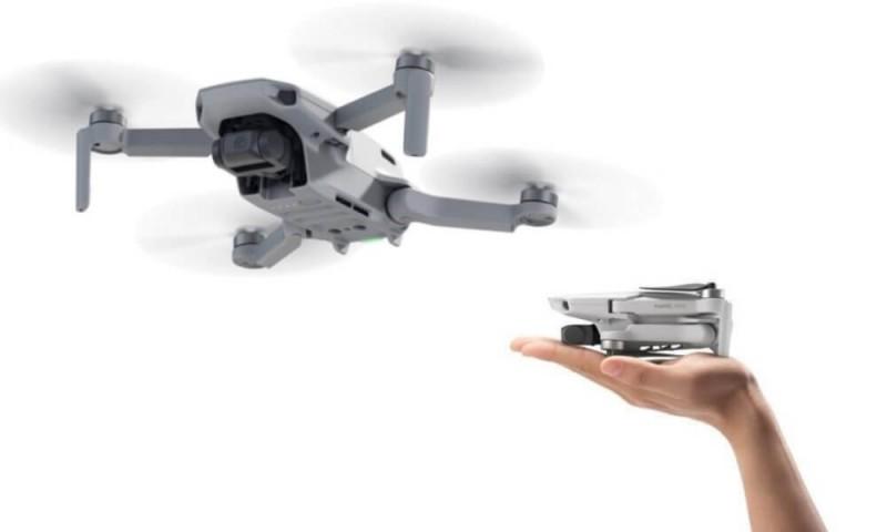 DJI Mavic Mini Leak Shows Impressive Specs for the Tiny New Drone – TechTheLead