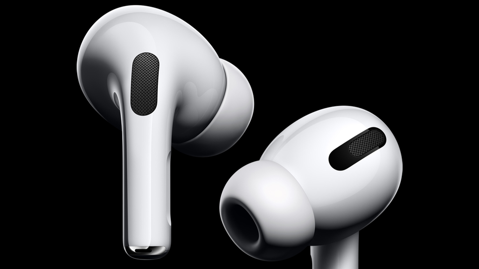 Apple's new AirPods Pro are here.