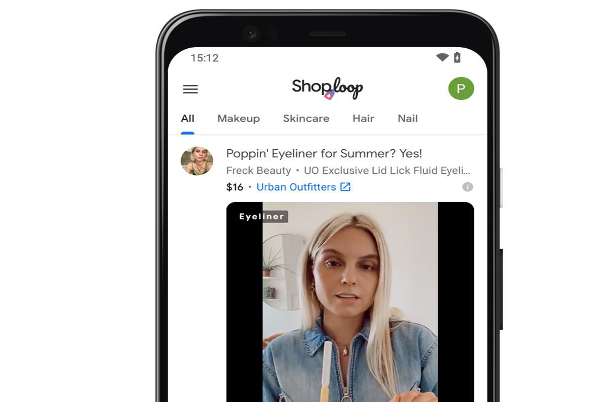Shoploop: bringing social and ecommerce together (Image: Shoploop)
